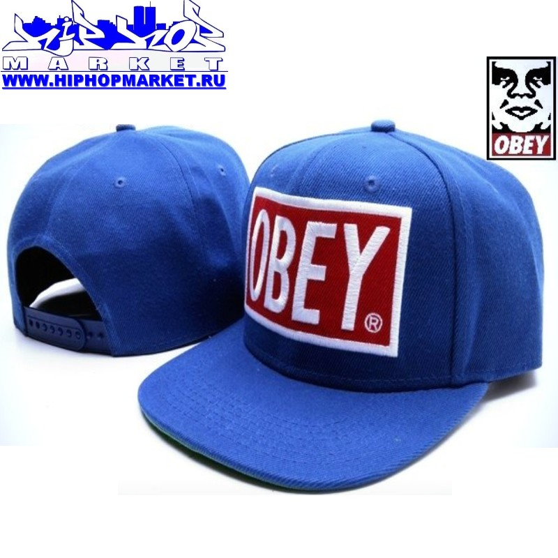 Кепка Snapback Obey