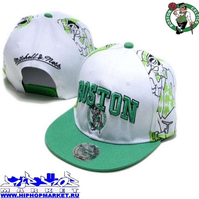 Кепка Snapback Boston Celtics